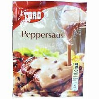 Toro Salsa de pimienta Sobre 20 g