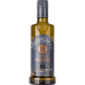 Casa de hualdo Aceite de oliva virgen extra Cornicabra D.O. Toledo botella 500 ml 500 ml