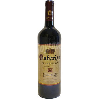 Enterizo Gran Reserva Botella 75 cl