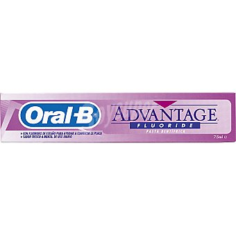 Oral-b Pasta dentífrica Advantage Fluoride Tubo 75 ml