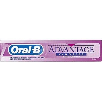 Oral-B Pasta dentífrica Advantage Fluoride Tubo 75 ml