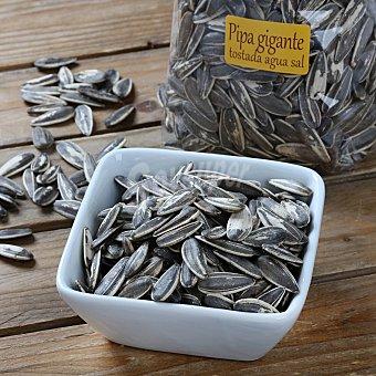 Pipas tostadas aguasal Bolsa de 250 g