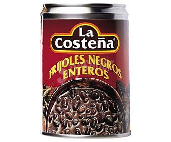 LQ COSTEÑA Frijol negro entero 580 gramos