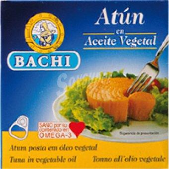 BACHI Atun aceite vegetal 85 grs