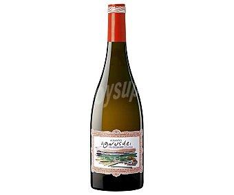 Agnusdei Vino blanco albariño con denominación de origen Rías Baixas Botella de 75 cl