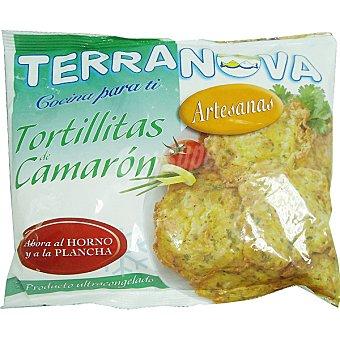 Terranova Tortillitas de camarón Bolsa 400 g