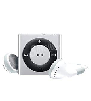 Appel Ipod shuffle 2GB plata 4ª gene