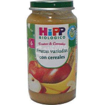 HiPP Biológico Potito fruta-cereales bio 250 GRS