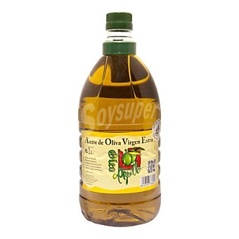 PEPILLO Arbequina Aceite de oliva virgen extra Botella 2 litros