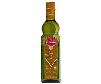 Carbonell Aceite de oliva virgen extra 100% hojiblanca Botella de 750 mililitros