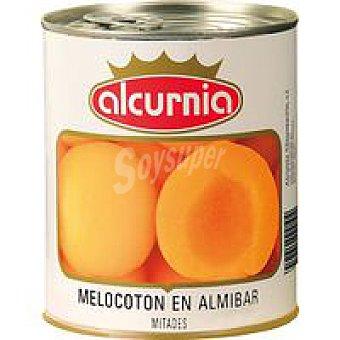 Alcurnia Melocoton En Almíbar 1kg