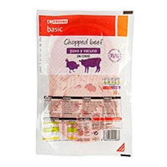 Eroski Basic Chopped beef Sobre 250 g
