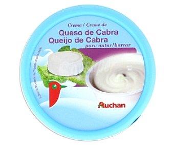 Auchan Crema de Queso de Cabra 125 Gramos