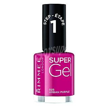 rimmel Laca de uñas Super Gel Kate nº 025 Urban Purple 1 ud