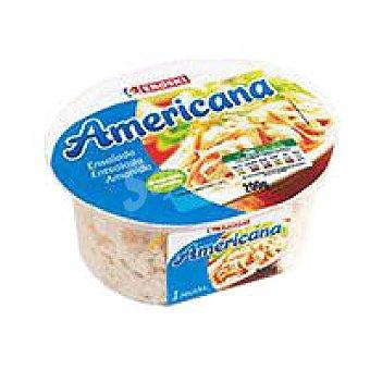 Eroski Ensaladilla americana Tarrina 200 g