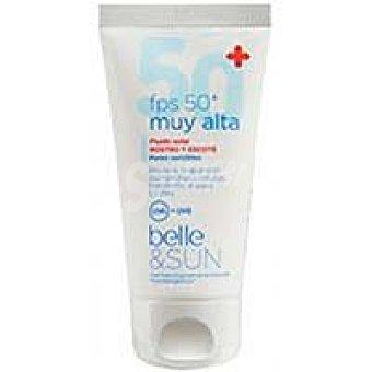 Belle Fluido facial FPS50+ belle&sun, tubo 50 ml Tubo 50 ml