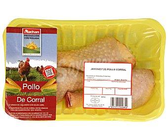 POLLO Bandeja de jamoncitos de pollo de corral 3 uds.