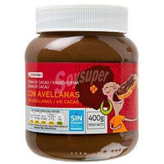 Eroski Crema de Cacao 1 Sabor Bote de 400 g