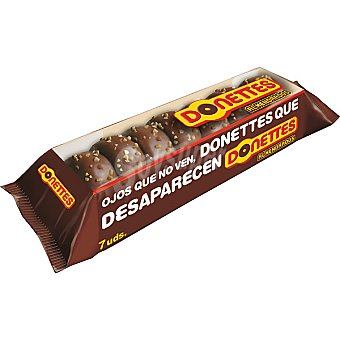 Donettes Donettes almendrados  7 unidades (140 g)