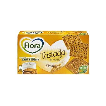 Flora Galleta tostada Caja 450 g