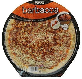 Hacendado Pizza fresca barbacoa u 415 g