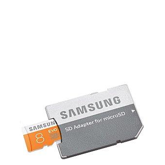 Samsung Tarjeta Micro SD EVO Micro SD Clase 10 8 GB 1 ud
