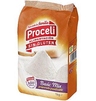 Proceli Preparado basic mix s/gl 1000 GRS