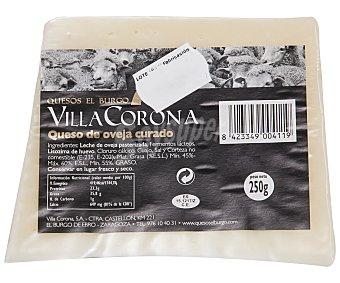 VILLACORONA Queso de Oveja 250 Gramos