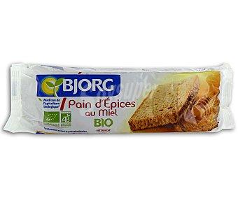 Bjorg Pan ecológico de especias y miel 300 gramos
