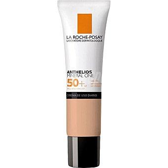 La Roche-Posay Anthelios Mineral One 50+ protector solar facial con color T3 tubo 30 ml Tubo 30 ml