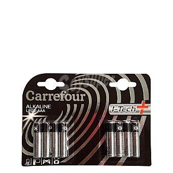 Carrefour Pack de Pilas Alcalinas Digital Lr03 (aaa) 8 ud