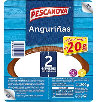 Pescanova Anguriñas 180 g