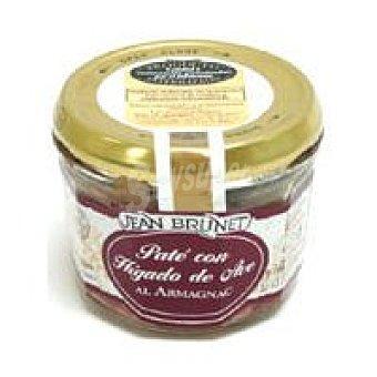 J. Brunet Paté de hígado de ave al Armagnac frasco 180 g
