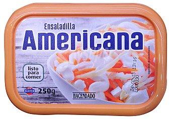 Hacendado ENSALADILLA AMERICANA REFRIGERADA TARRINA 250 g