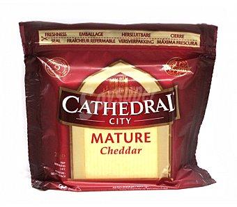 Cathedral city Queso cheddar curado maduro envase 200 g