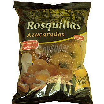 PELAYO Rosquillas azucaradas envase 250 g Envase 250 g