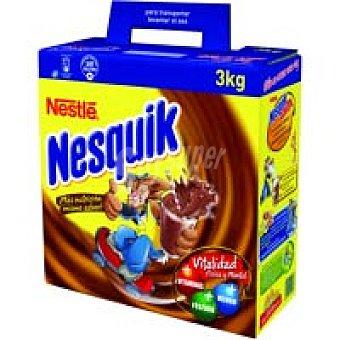 Nesquik Nestlé Cacao soluble Caja 3 Kg