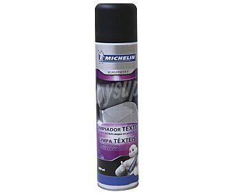 Michelin Limpiador de tapicerías textiles con espuma activa, , michelín 400 ml