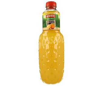 Granini Néctar de naranja Botella 1,5 litros