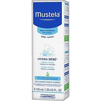 Mustela Bébé Hydra bebé crema facial tubo 40 ml Tubo 40 ml