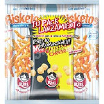 RISI Pack 2 Risketos + Matchball bolsa 100 g Bolsas 120 g