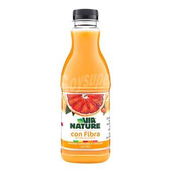 VIANATURE Zumo de naraja y cítricos 900 ml