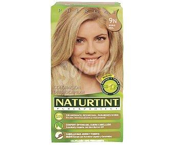 Naturtint Tinte vegetal sin amoniaco rubio miel Nº 9N 1 unidad