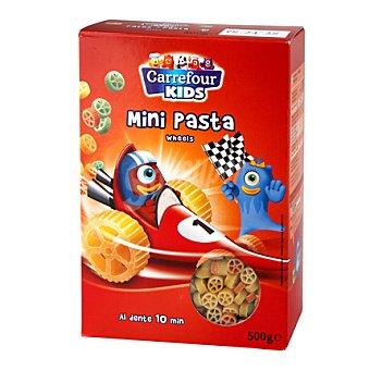 Carrefour Kids Mini pasta ruedas para niños 500 g