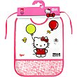 Babero Eva Hello Kitty blister  1 unidad TIGEX