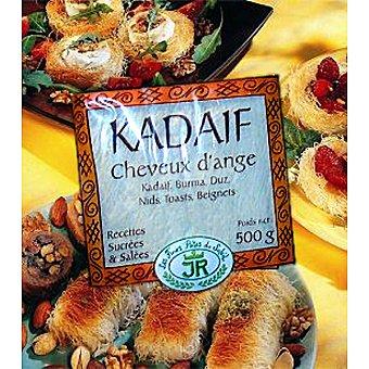 J.R. Pasta fresca Kataify Envase 500 g