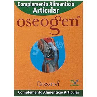 OSEOGEN Complemento para las articulaciones en capsulas Envase 72 unidades