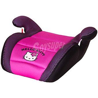VIACOM Hello Kitty Asiento elevador para auto en negro y rosa