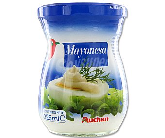 Auchan Mayonesa 225 mililitros