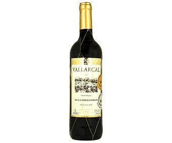 Vallarcal Vino tinto roble D.O. Ribera del Guadiana Botella 75 cl